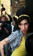Amy Winehouse Returns home after her trip to...