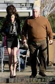 Amy Winehouse and Father Mitch Winehouse