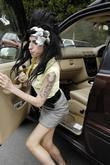 Amy Winehouse goes to South London to pick...