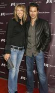 Eric McCormack and his wife