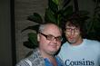Mickey Boardman and Andy Samberg