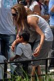 Angelina Jolie and Pax
