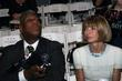 Andre Leon Talley and Anna Wintour