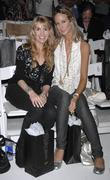 Julia Verdin and Lady Victoria Hervey