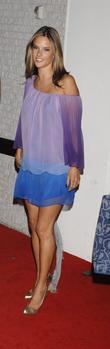 Alessandra Ambrosio  Christian Audigier 50th birthday party...