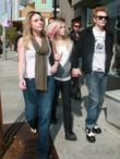 Avril Lavigne and Her Husband Deryck Whibley