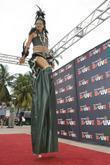 Bacardi B-Live Miami Concert at Bayfront Park - Arrivals