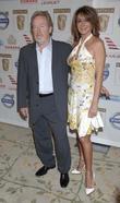 Ridley Scott and Giannina Facio