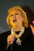 barbara cook performing at the whitman walker clini