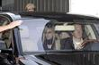 Barbra Streisand leaves the Jewish Museum and heads...