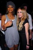 Ciara and Ashlee Simpson