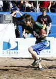 Adrew Hurley DirecTV Celebrity Beach Bowl sports event...