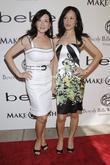 Angelina Kawong & Sarah Burke Bebe Spring/Summer 2008...