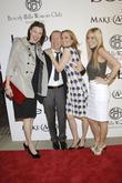Brenda Strong, Manny Mashouf Melora Hardy and Kristin Cavallari