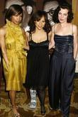 Elise Neal, Rosie Perez and Spike Lee