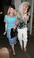 Roisin Murphy and Jade Jagger