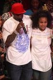 50 Cent performing on BET 106 and Park...