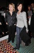 Davina Mccall, Jennifer Saunders and London Fashion Week