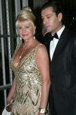 Ivana Trump and Rossano Rubicondi