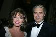 Joan Collins and Michael Nouri