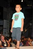 Model Bindi Irwin fashion show at the Las...