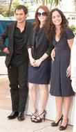 Gael Garcia Bernal, Cannes Film Festival, Julianne Moore, 2008 Cannes Film Festival