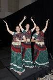 Indian Dancers Perform