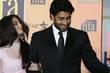 Aishwarya Bachchan and Abishek Bachchan IIFA Bollywood Awards...
