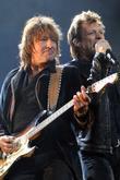 Richie Sambora, Bon Jovi and Jon Bon Jovi