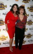Lorraine Bracco and Joy Behar