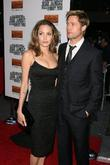 Angelina Jolie and Jesse James