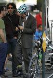 Brad Pitt and Jesse James