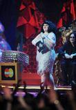 Beth Ditto, Brit Awards, The Brit Awards 2008