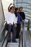 Britney Spears, Adnan Ghalib go to Gaucho Grill in Studio City for lunch