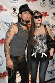 Dave Navarro and Sasha Grey