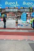 Jo Pavey first place
