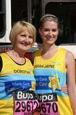Sarah Jayne Dunn with her mother