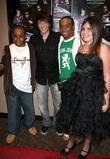 Oren Williams, Zachary Isaiah Williams with Cast, producers