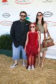Kevin Smith, Jennifer Smith and daughter Arley