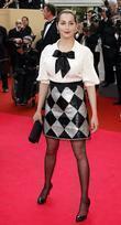Amira Casar The 2008 Cannes Film Festival -...