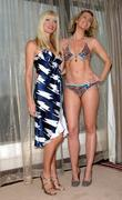 Caprice Bourret and Model