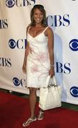 Eva La Rue CBS summer press tour 'Stars...