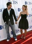 Jennifer Love Hewitt and Date CBS summer press...