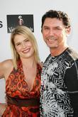 Kristy Swanson and Lou Diamond Phillips