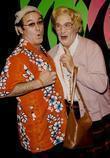 David Born (Robin Williams as Mork impersonator)