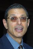 Jeff Goldblum, David Letterman, Ed Sullivan Theatre