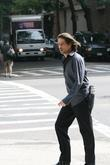 Actor Michael Easton  out and about in...