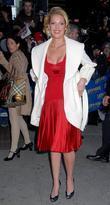 Katherine Heigl and David Letterman