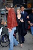LeAnn Rimes and David Letterman