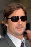 Luke Wilson outside Ed Sullivan Theatre for the...